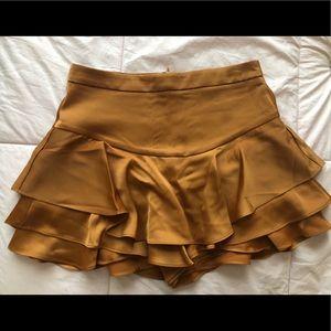 Jealous Tomato Copper Skirt/Skort